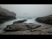 2nd Group 3 - Trebarwith Mist by Mick Schilling