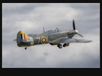 1st Group 1 'Hurricane Take-off' by Kevin Watts